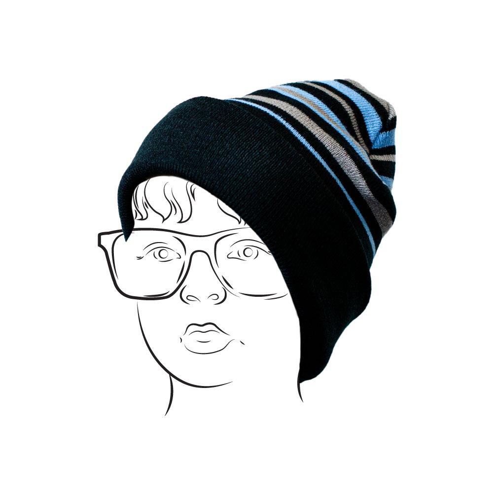 Beanie - Stripe Asst3